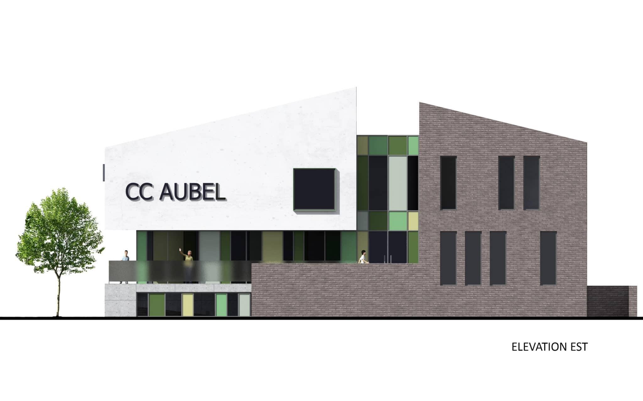 Aubel ELEVATION EST
